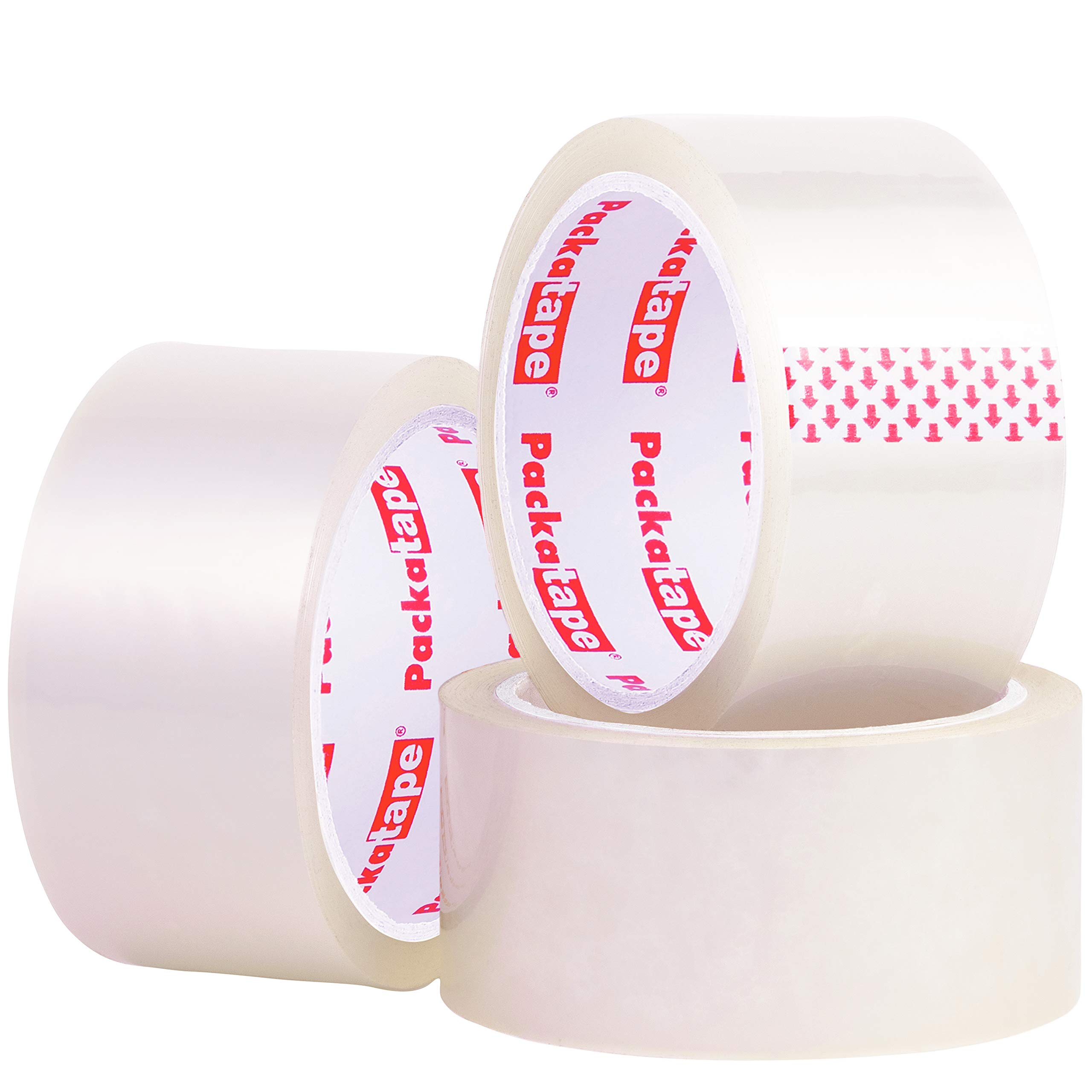Clear Parcel Tape 48mm x 66M Packing Parcel Packaging Box Sealing Tape