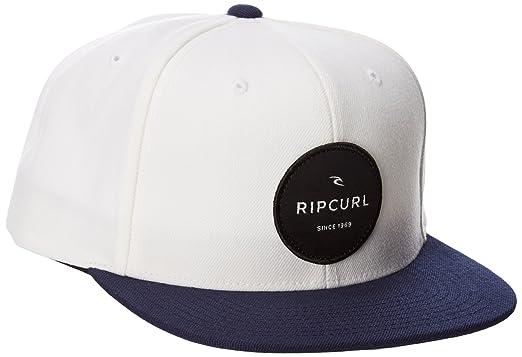 e56669af Amazon.com: Rip Curl Men's Staple Snapback, White, 1SZ: Clothing