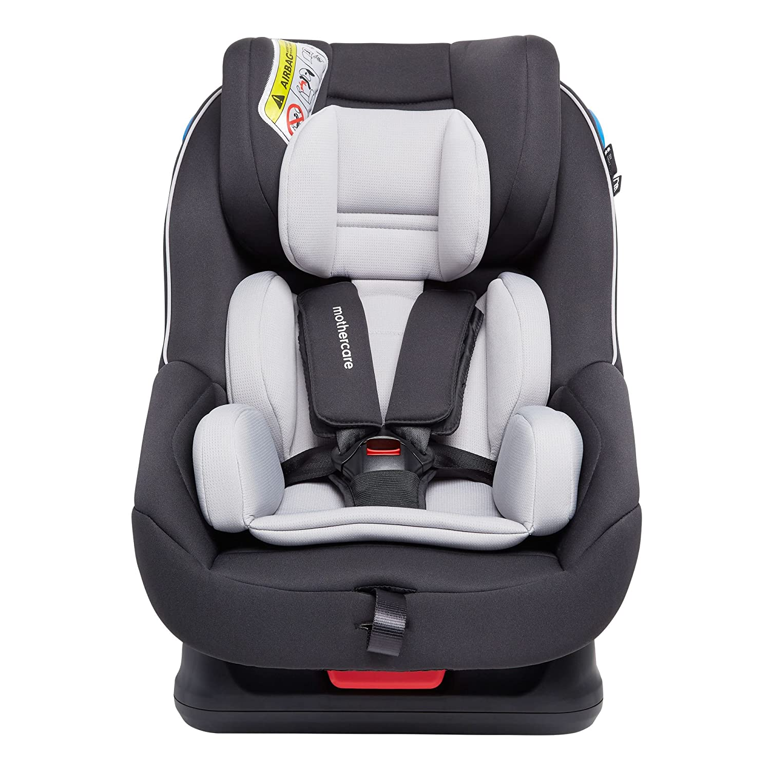 Mothercare 3 Tone Car Seat, Steadi Black 912165