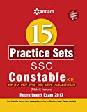 15 Practice Sets SSC Constable (GD) Entrance Exam 2017