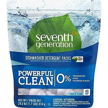 Amazon.com: sev22897 – séptima generación lavaplatos ...