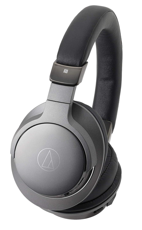Audio Technica Consumer Ath-Ar5Btbk Cuffie Paraorecchie Bluetooth