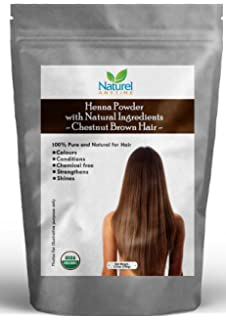 Henna Hair And Beard Color Dye Chemicals Free Hair Color The