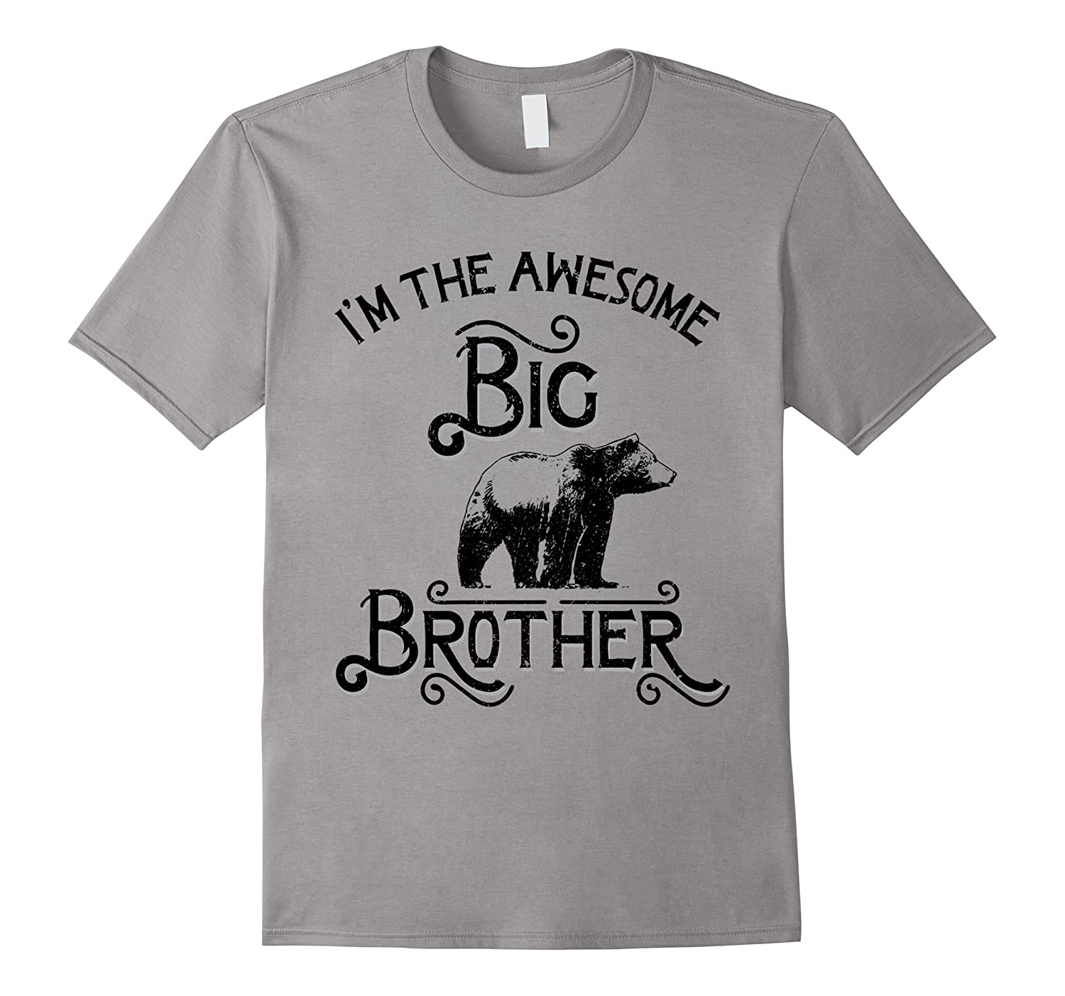 Im The Awesome Big Brother T Shirt - Promot to Brother