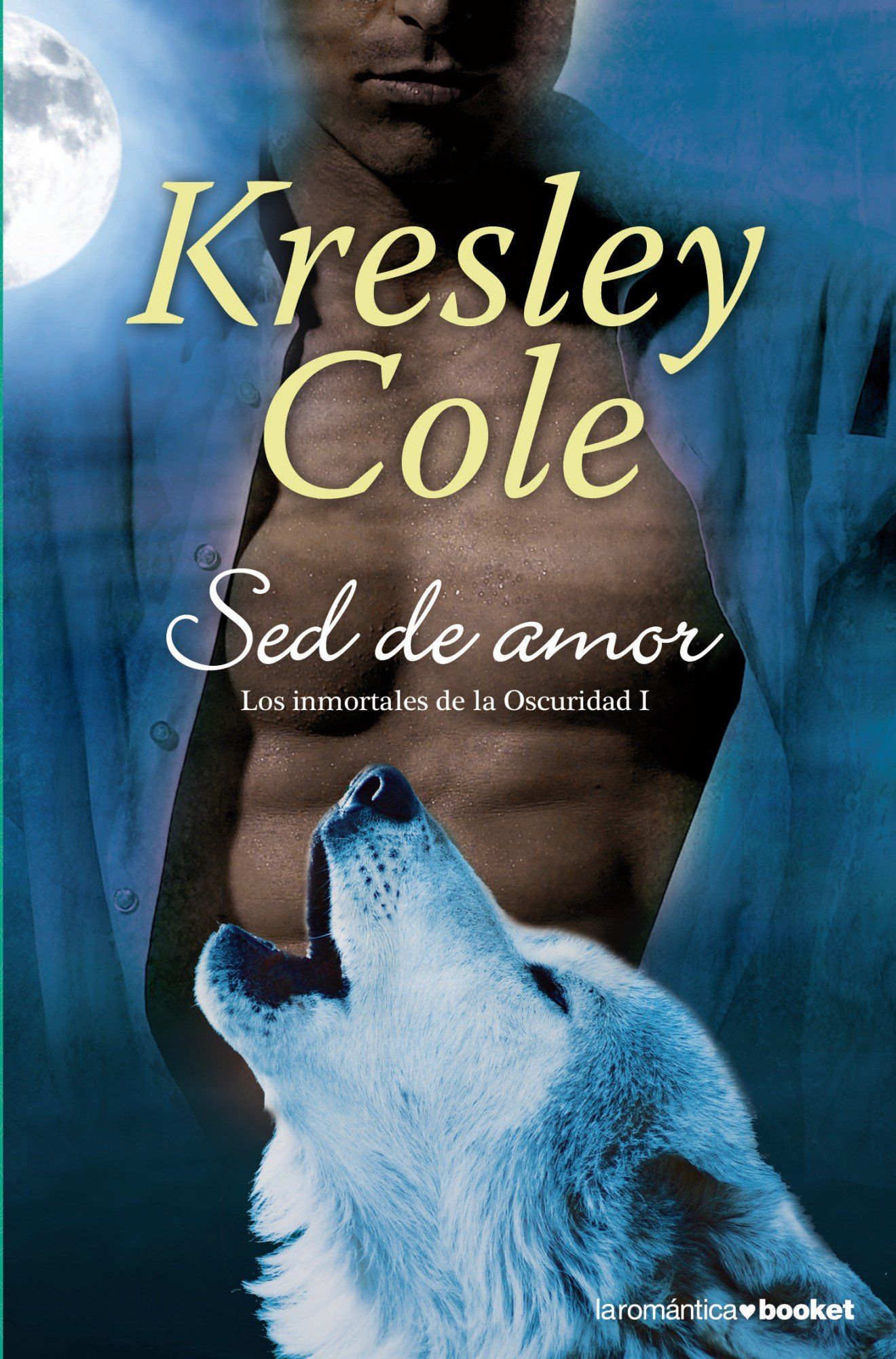Sed de amor (Booket Logista): Amazon.es: Kresley Cole, Sheila Espinosa Arribas: Libros