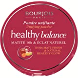 Bourjois Healthy Balance Unifying Compact Powder Compact, # 56 Hale Clair, 0.32 Ounce