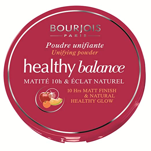 4 opinioni per Bourjois 36609 Healthy Balance Unifying Powder Fondotinta In Cipria- 1 Prodotto