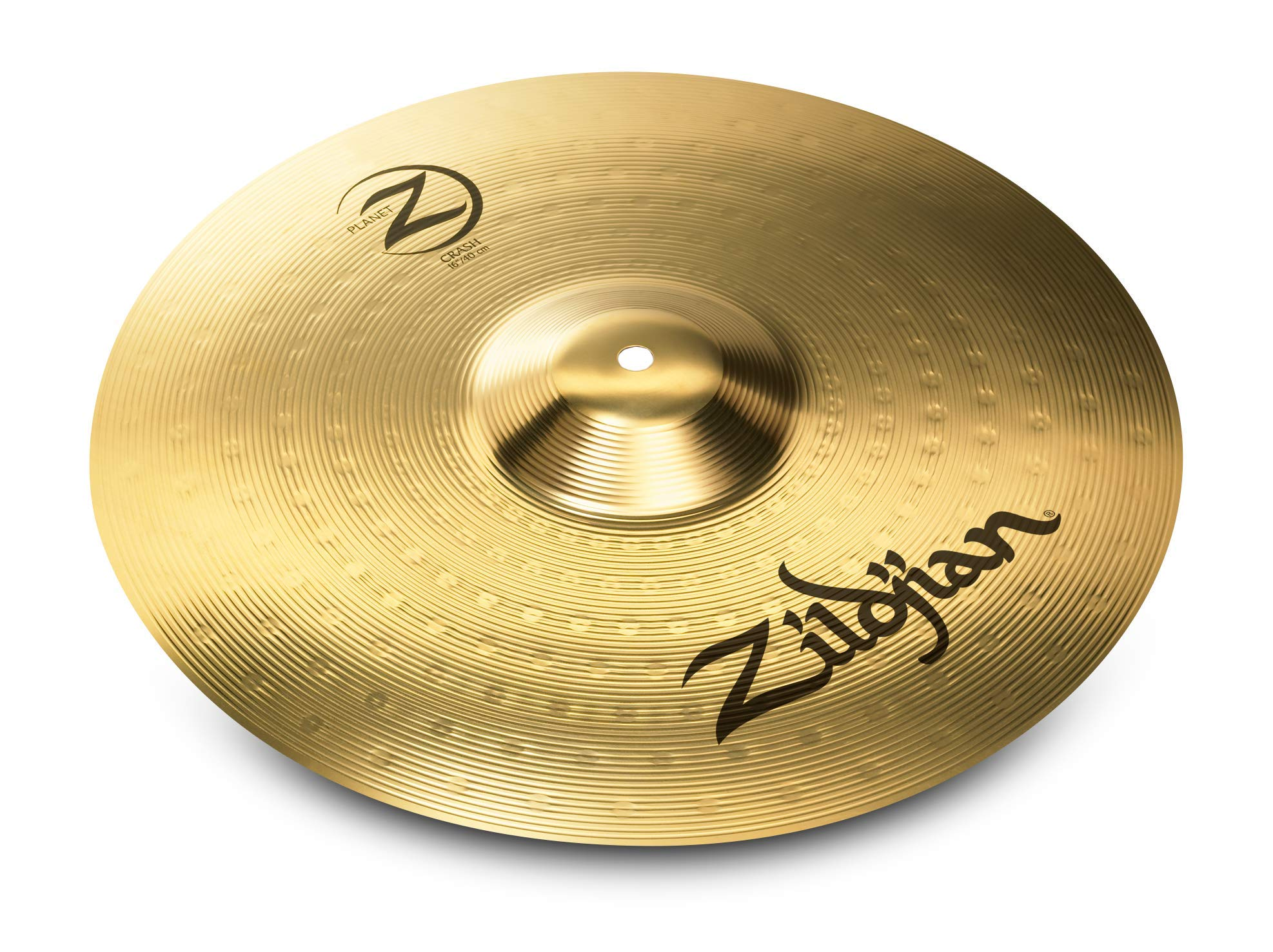 Zildjian Planet Z 4 Cymbal Set (14'' pr, 16'', 20'') by Avedis Zildjian Company (Image #3)
