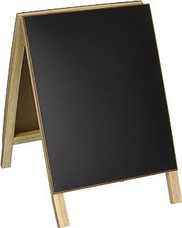 Hampton Art Dry Erase Magnetic Chalkboard Easel, 8 Inch By 12 Inch