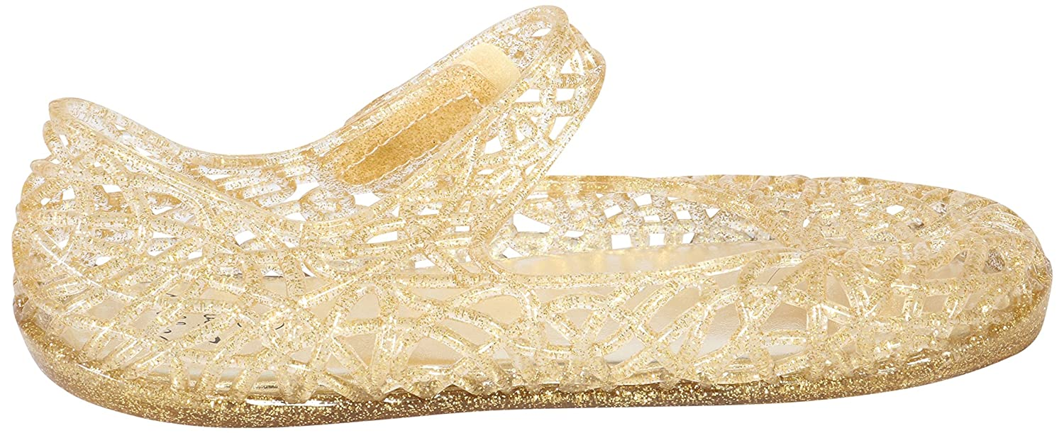 Stepping Stones Girls Mary Jane Jelly Closed Toe Bird Nest Sandals Infant//Toddler