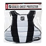 Franklin Sports Hockey Goalie Chest Protector - NHL - 12.5 Inches