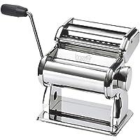 Innovee Pasta Maker – Máquina Para Hacer Pasta de La Mejor Calidad – Rodillo 150 con Corta Pasta – 7 Configuraciones de Espesor Regulables – Haga Perfectos Espaguetis o Fettuccine
