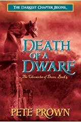 Death of a Dwarf (The Chronicles of Dorro Book 4) Kindle Edition