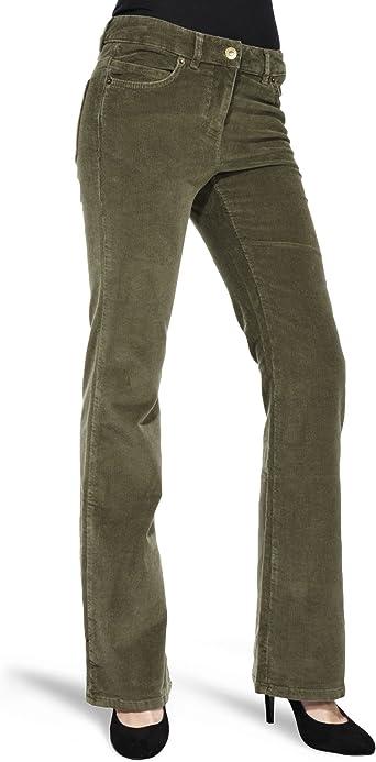 collar Librería mundo  Timberland - Pantalón Bootcut para Mujer, Talla 34, Color Verde: Amazon.es:  Ropa y accesorios