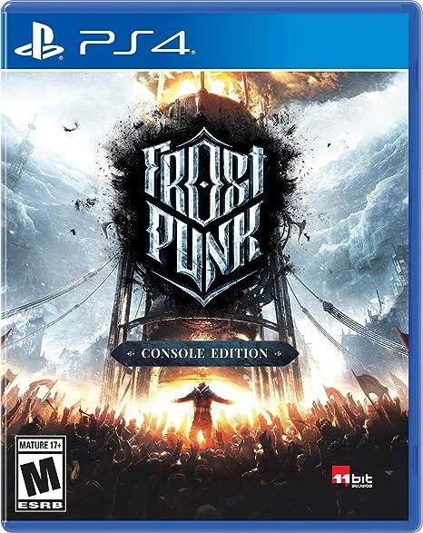 Jogo Frostpunk: Console Edition - Playstation 4 - Merge Games