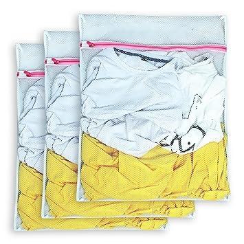 Amazon.com: AimtoHome - Juego de bolsas de malla para la ...