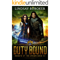 Duty Bound (Agents of the Crown Book 3)