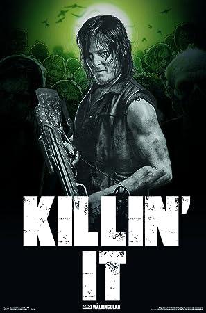 Trends International Wall Poster Walking Dead Killin It, 22.375 x 34