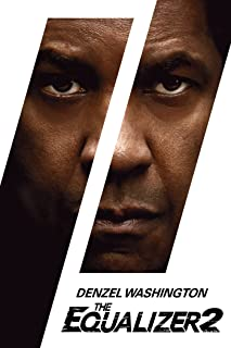 Book Cover: Equalizer 2