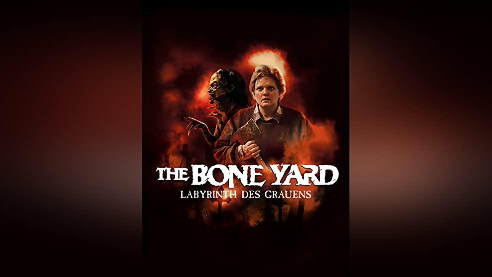 The Bone Yard: Labyrinth des Grauens