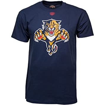 e9446ada830 Old Time Hockey Florida Panthers Biggie NHL T-Shirt XL  Amazon.co.uk ...