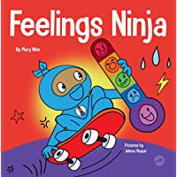 Feelings Ninja: A Social, Emotional Children's Book About Emotions and Feelings - Sad, Anger, Anxiety