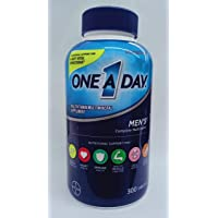 One-A-Day Multivitamin, Men's Health Formula , 300 Tablet Bottle