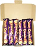 Violet Crumble Bars (6 Pack) | Made in Australia | Imported from Australia (6 pack (frustration free packaging))