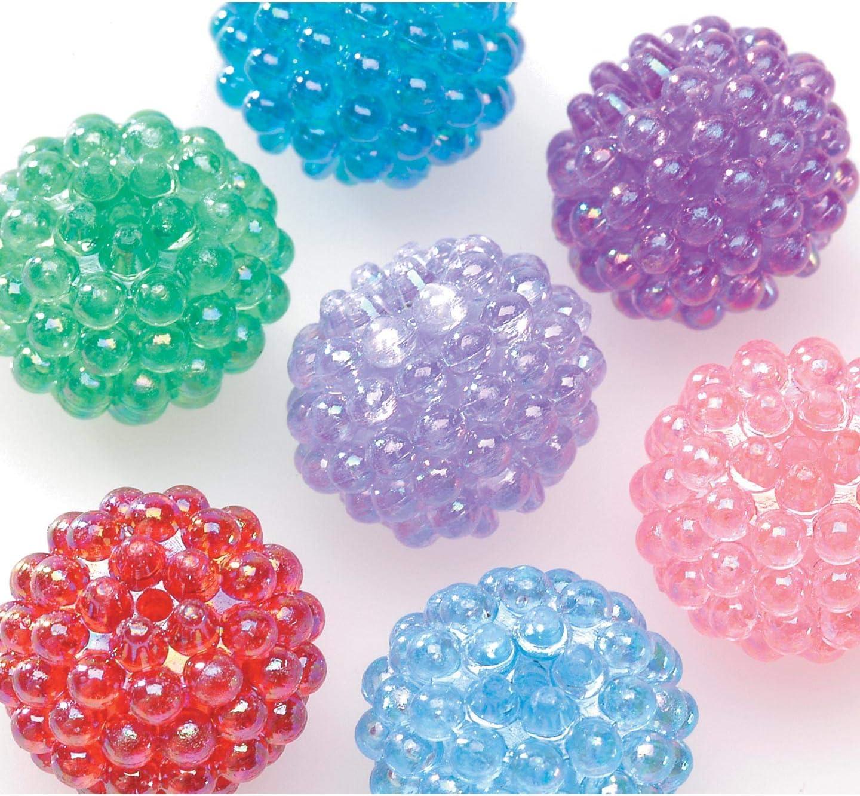 15mm Berry Beads 3 Packs