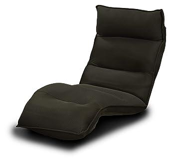 Amazon.co.jp SEIKOH 座椅子 リクライニング 低反発 42段ギア