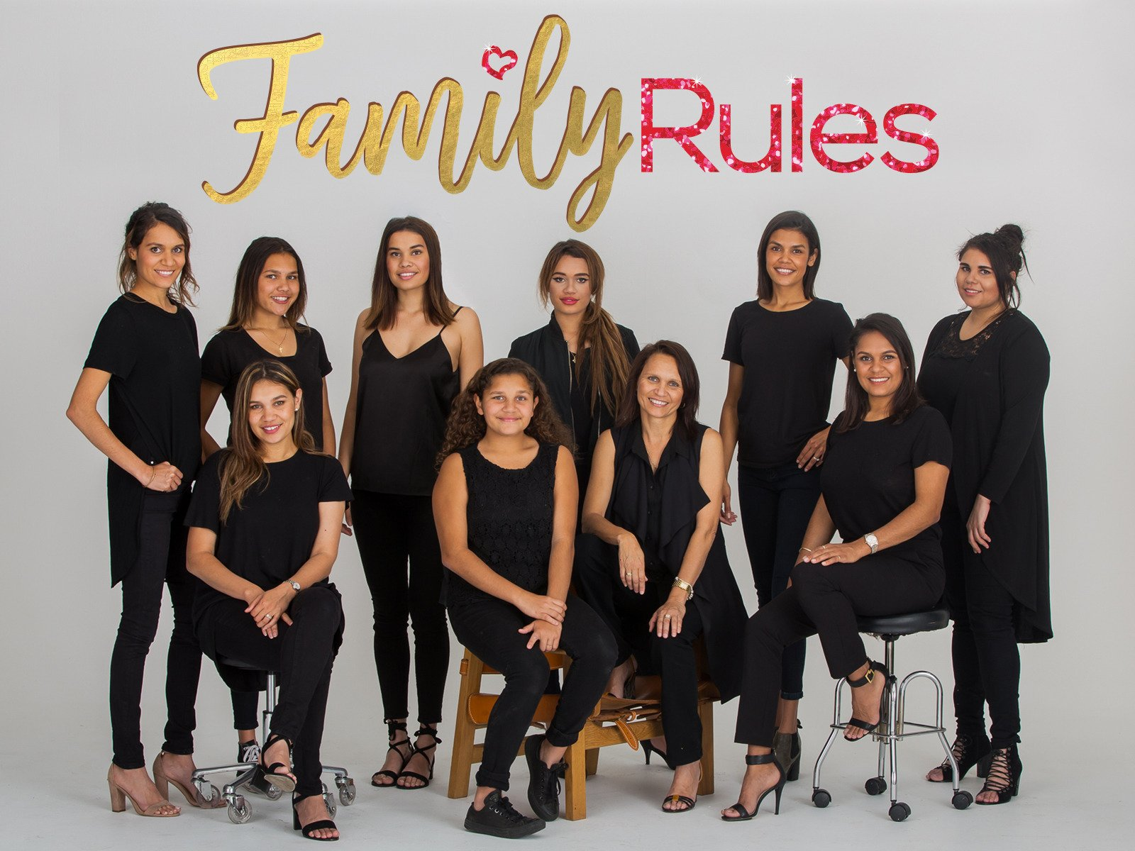 Family Rules on Amazon Prime Video UK