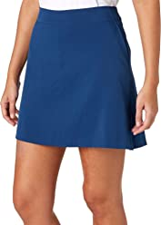 Lady Hagen Womens Essential Woven Golf Skort - NAVY ESTATE, ...