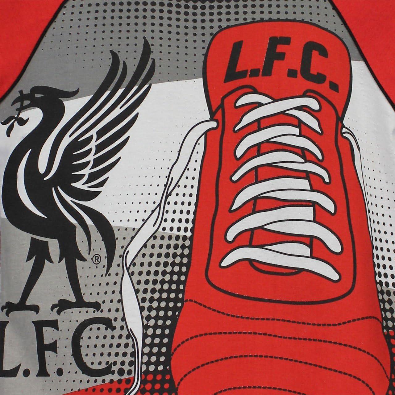 Pigiama a maniche lunga per ragazzi Liverpool F.C