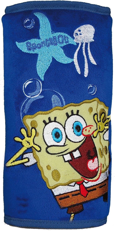 Kaufmann Spongebob SB-KFZ-452 - Cojín para Dormir con diseño de Bob Esponja, Color Azul
