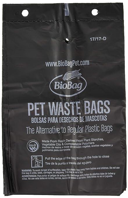 BioBag, Pet Waste Bags, 50 Count