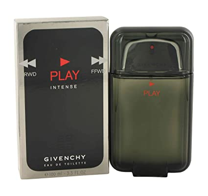 Men Play Intense Givenchy 3 Ounce Edt Spray By 3 For 3RjL5Aq4