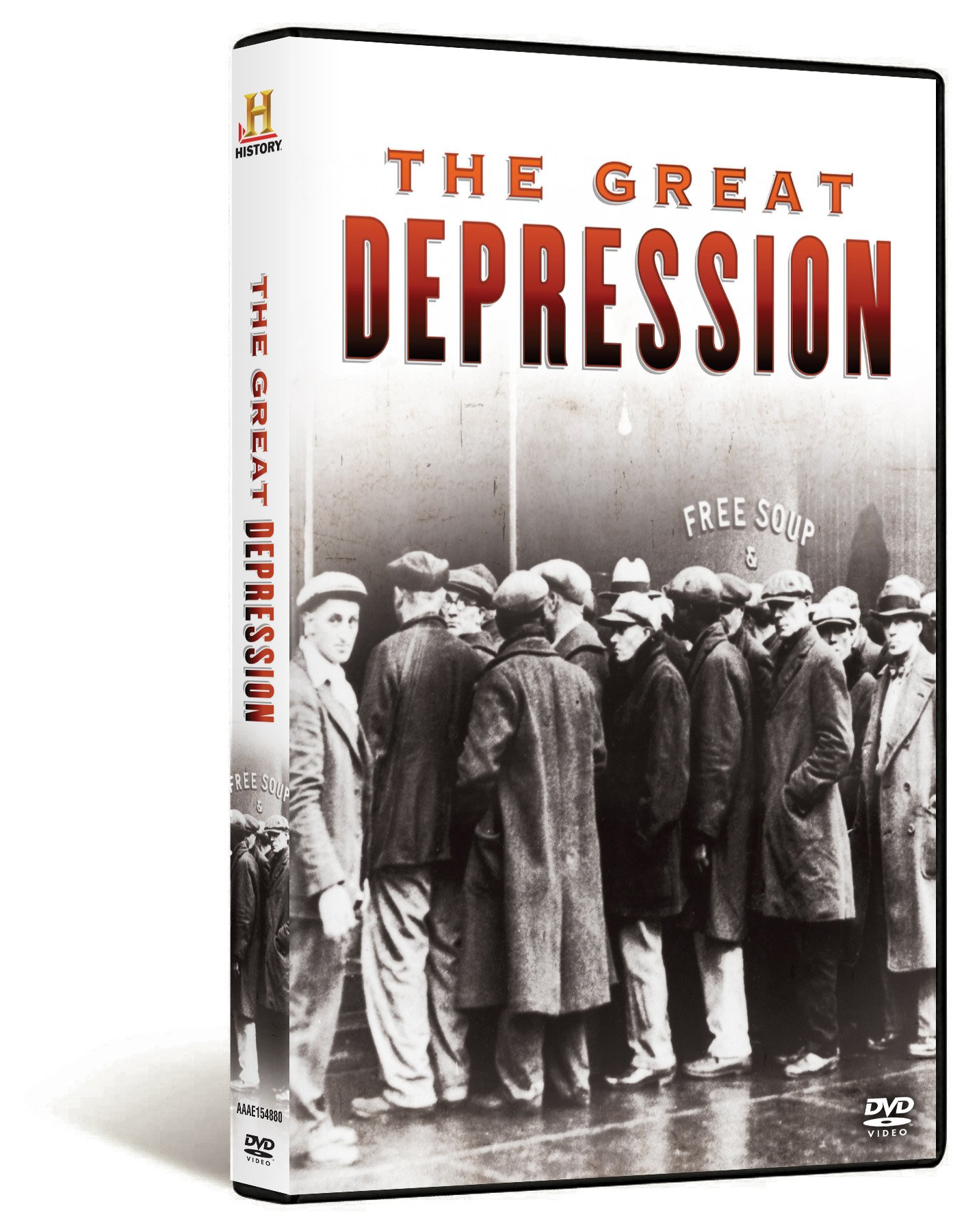 Great Depression, The by A&E