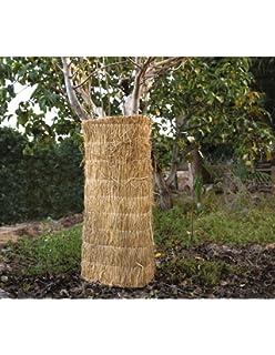 Catral 02030001 Estera de Hibernaje de Paja de Arroz, Marron, 100x3x150 cm
