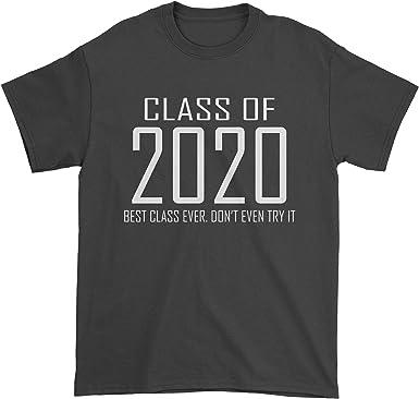 FerociTees Class of 2020 Best Class Ever Senior Graduation Youth T-Shirt
