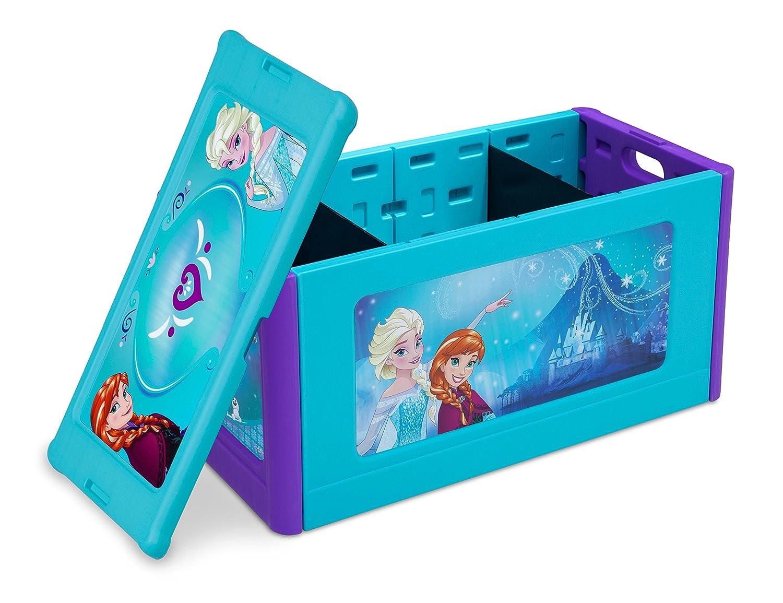 Kids Storage Bench Furniture Toy Box Bedroom Playroom: Storage Organizer Toy Box Disney Frozen Playroom Bedroom