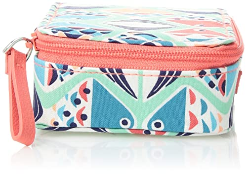 Vera Bradley Iconic Travel Pill Case, Signature Cotton by Vera+Bradley