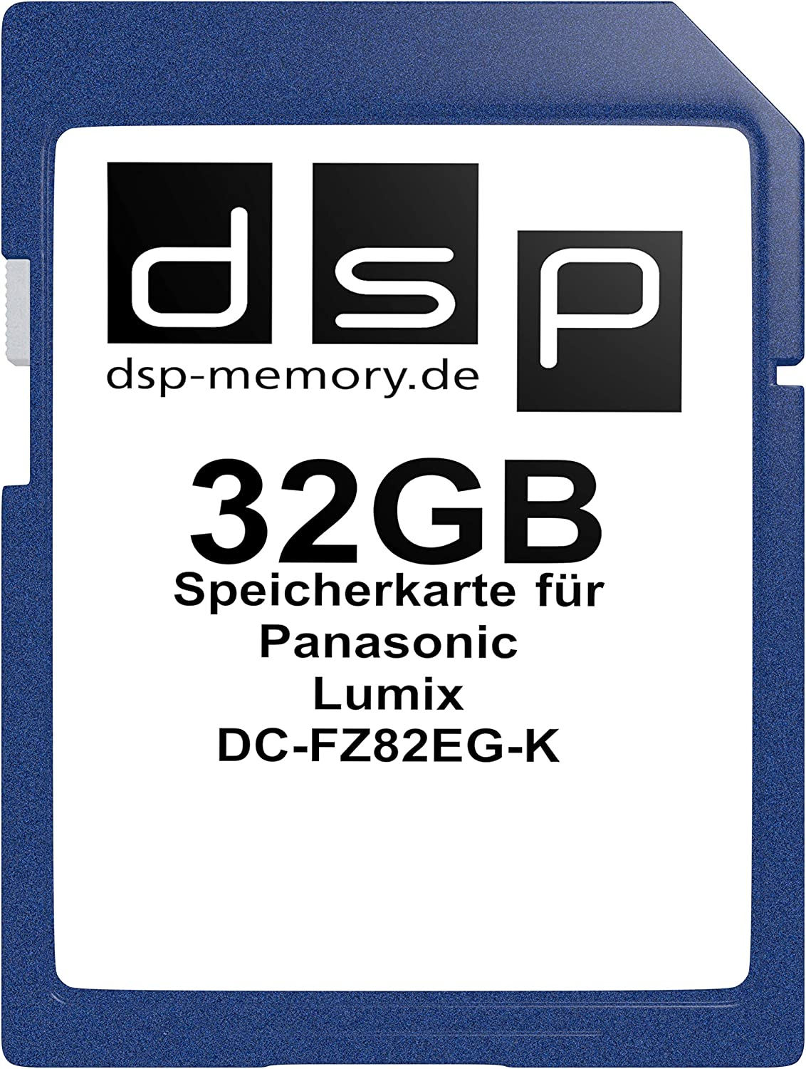 Dsp Memory 32 Gb Memory Card For Panasonic Lumix Computers Accessories