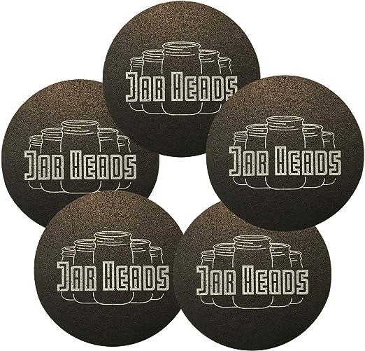 Made in the USA Non-Slip Jar Rubber Jar Opener Lid or Bottle Opener Pk of 3