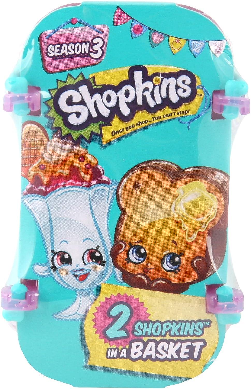 Shopkins Season 3 (2-Pack & Basket) (Discontinued by manufacturer)