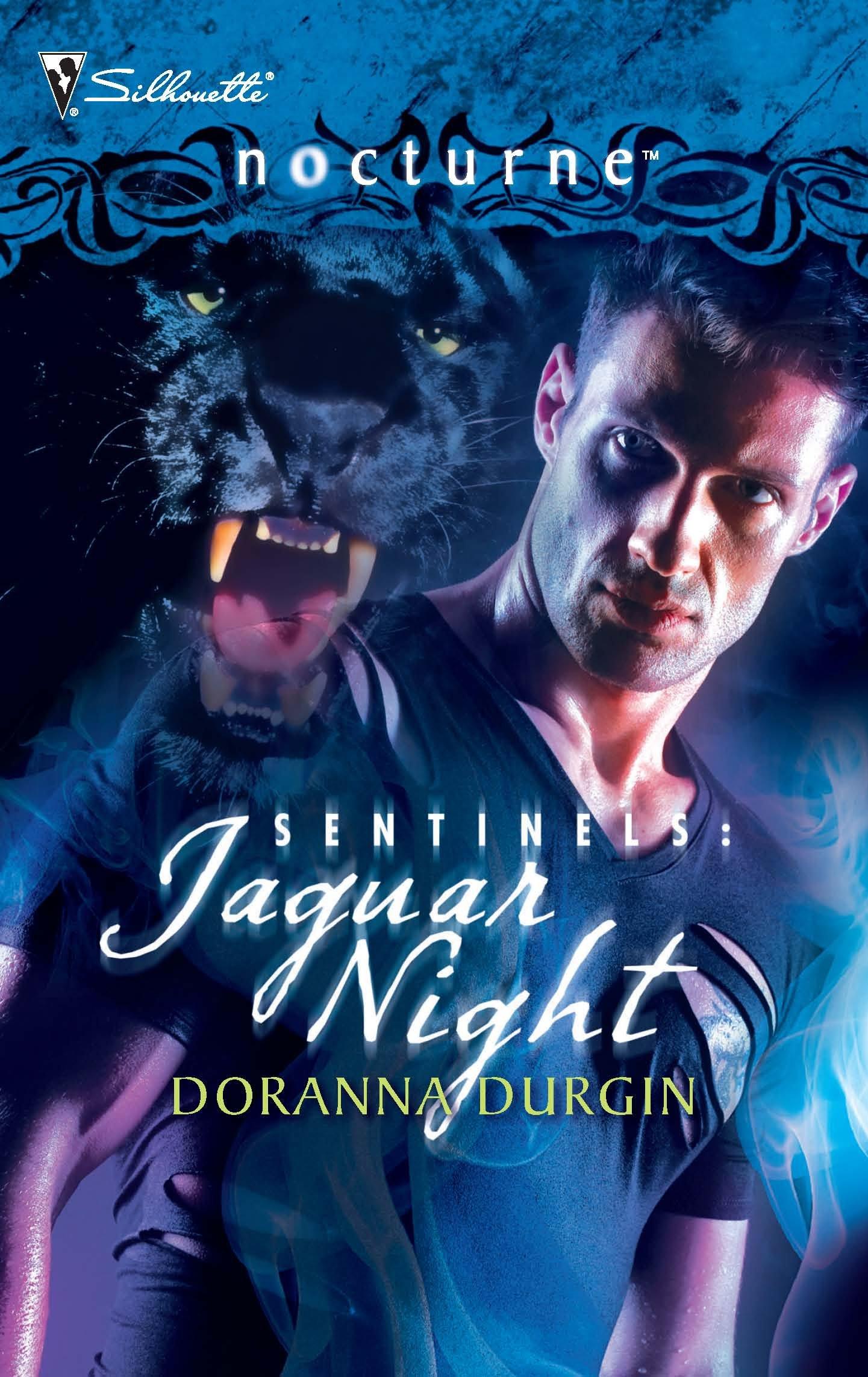 Download Jaguar Night (Sentinels, Silhouette Nocturne) pdf