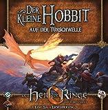 Heidelberger HE371 - Herr der Ringe Kartenspiel, Auf der Türschwelle, 2 Hobbit Saga Erweiterung