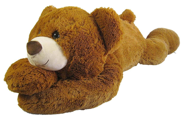 Heunec Oso XXL Tumbado, Plush, Teddy, de Colour marrón Claro, 120 cm