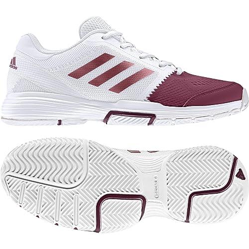 on sale 7ea49 51a7b adidas Barricade Club W, Zapatillas de Tenis para Mujer, (FtwblaRubmet   Rubmis), 42 23 EU Amazon.es Zapatos y complementos