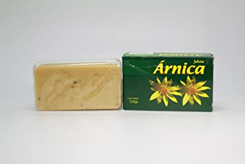Amazon.com : Relieves Bumps, Bruises, Stimulating Blood Circulation. Soap Arnica Jabon De Arnica : Beauty
