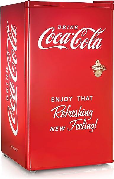 Nostalgia RRF300SDBCOKE Coca-Cola Series 3.0 refrigerador ...